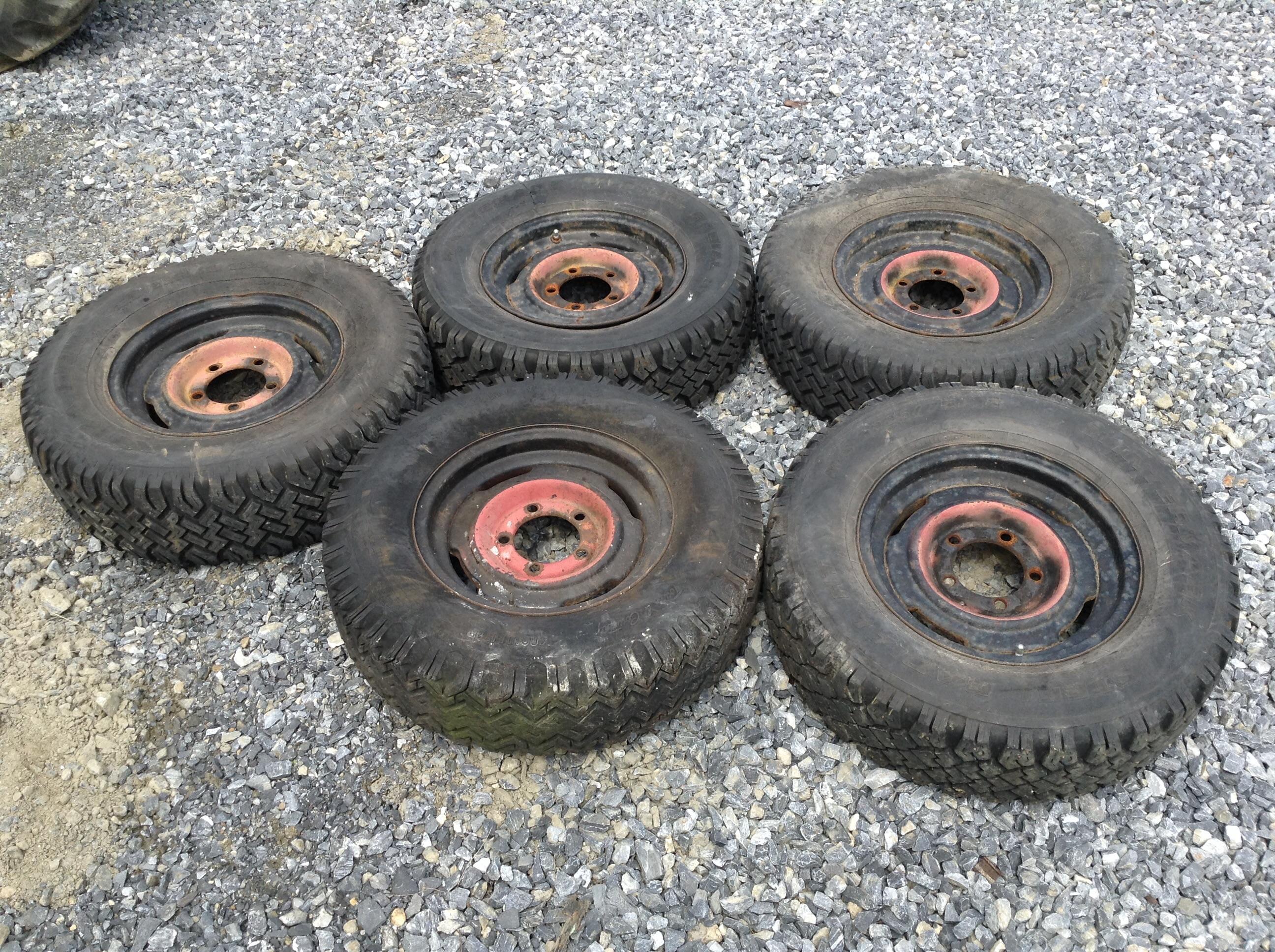 Scout 80 800 Oem Steel Wheels Set 1961 71 Used Ih Scout