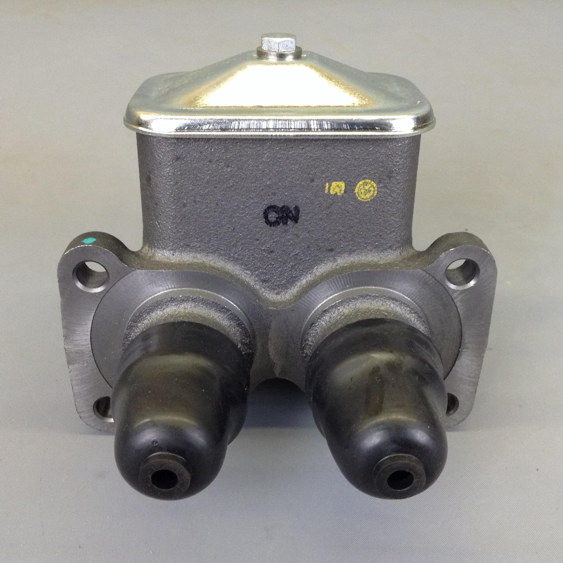 For 1971-1973 International Scout II Brake Master Cylinder Cardone 98668MQ 1972