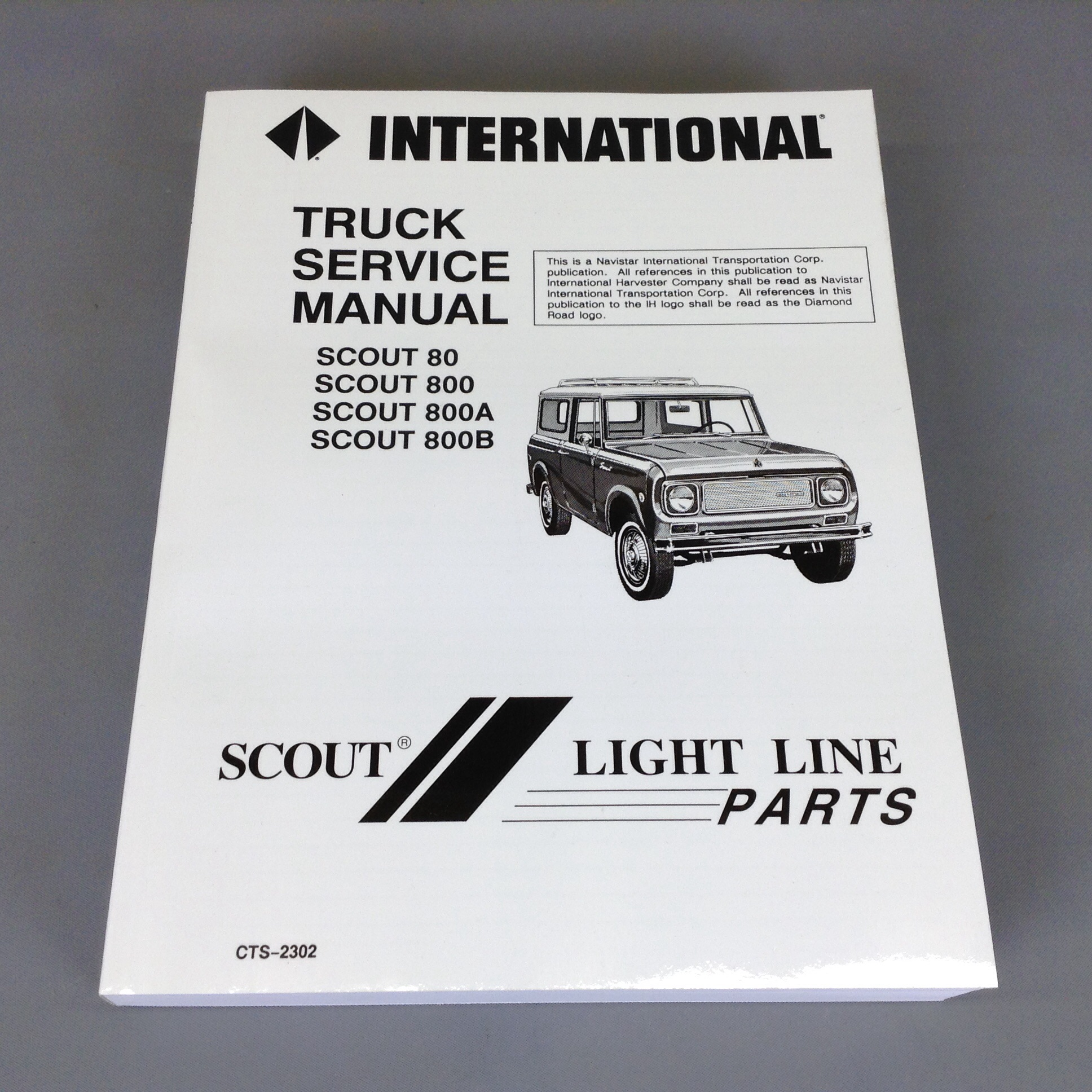 manuals archives ih scout rh ihscout com International Scout Owners Forum International Scout SSII