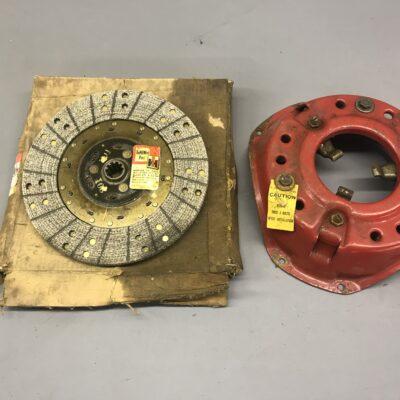 "scout 80 800 factory renewed 10"" clutch & pressure plate"