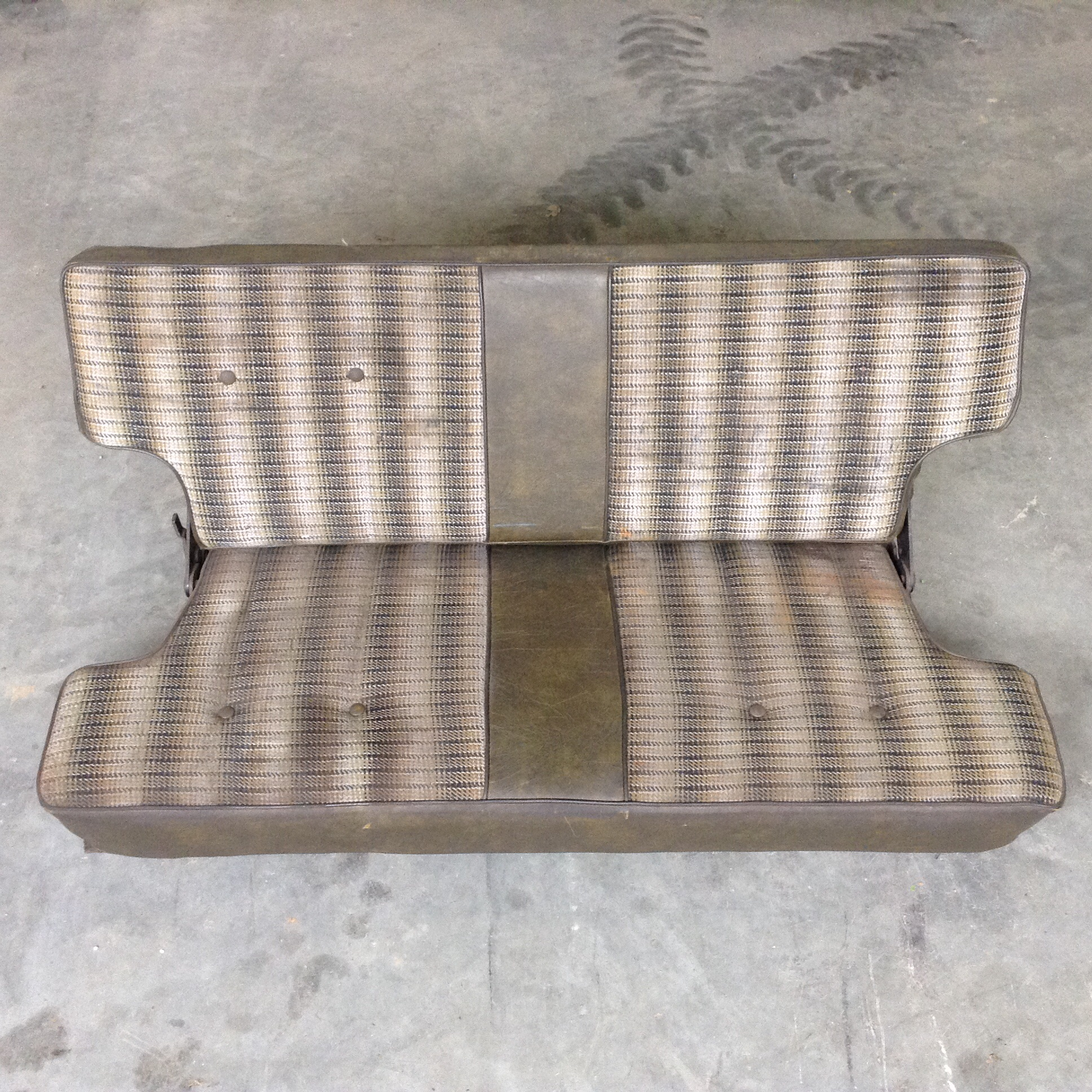 Miraculous Scout Ii Rear Back Bench Seat Dailytribune Chair Design For Home Dailytribuneorg